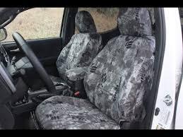 2016 toyota tacoma seat covers kryptek