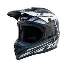 Zox Rush Lucid Youth Helmet