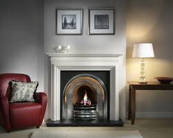 fireplaces accesories awesome white fireplace mantel stainless steel stove red leather armchair white jute rug