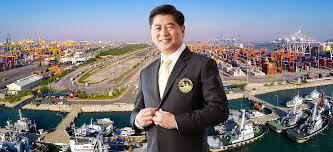 """การท่าเรือแห่งประเทศไทย"""" เดินหน้าก่อสร้างท่าเรือแหลมฉบัง เฟส 3"""