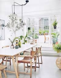 Interior Design: Scandinavian Indoor Plants In The Kitchen - Garden Ideas