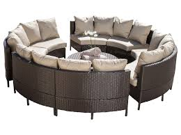 Contemporary Patio Furniture Sectional Patio Furniture Contemporary Outdoor Lounge Sets Gdfstudio