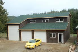 Q Licious Plans For Car Garage With Apartment Loft Above Workshop House  Suite Attached Home Medium ...