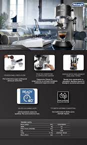 Delonghi Ec685.Bk Dl Siyah Kahve Makinesi Fiyatı