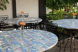outdoor tablecloths fitted outdoor tablecloths elastic