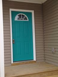 Turquoise front door Colors House Our Front Door Pinterest Our Front Door