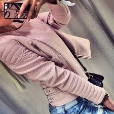 jacket instagram selfie leather jacket rose whole streetstyle style wheretoget