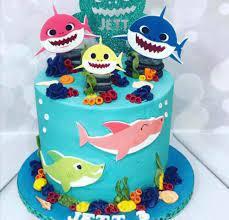 baby shark cake diy wiki cakes