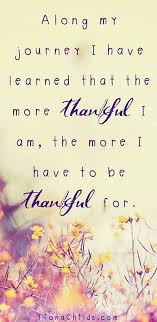 Quotes About Being Thankful Gorgeous Being Thankful Quote