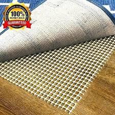 non skid rug pad non slip area rug pad s non slip rug pad over carpet