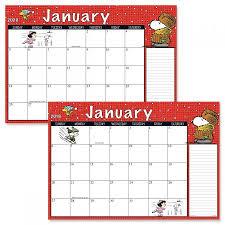 Image Of 2020 Calendar 2019 2020 Peanuts Calendar Pad