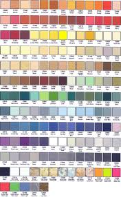 Floor Epoxy Coatings Paint Chip Color Chart U S