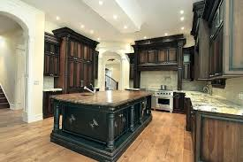 dark stained kitchen cabinets. Wonderful Kitchen Staining Kitchen Cabinets Modest Dark Stained On And  Gallery Of Nice With Additional In Dark Stained Kitchen Cabinets N