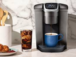 It's perfect for those who love their cup of joe brewed a particular way. Keurig K Elite Coffee Maker Review Great Iced Coffee And More