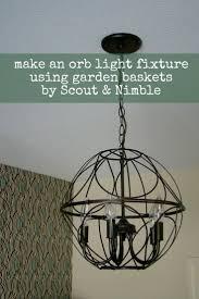 Best 25 Orb Light Ideas On Pinterest Orb Light Fixture Diy