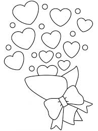 Small Picture Happy Valentines Day Coloring Pages Happy Valentines Day