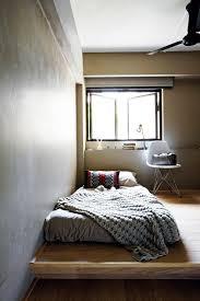 bedroom minimalist. Minimalist Platform Bedroom