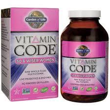 garden of lifevitamin code 50 wiser women