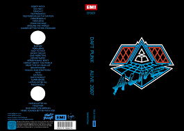 Daft Punk - Alive 2007 / Discovery (J-Card / Cassette Cover Art) - Album on  Imgur