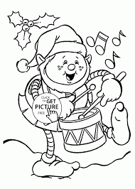 Small Picture Coloring Pages Free Printable Elf Coloring Pages For Kids Free