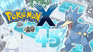 Let's Play Pokemon X Part 45: Die Frosthöhle - YouTube