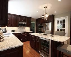 saveemail best countertops for dark cabinets beautiful dark kitchen cabinets with light granite