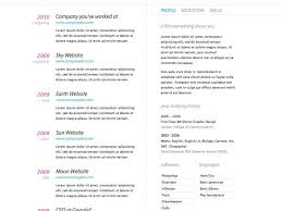 Resume Template Builder Haadyaooverbayresort Com