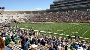 Notre Dame Stadium Section 24 Rateyourseats Com