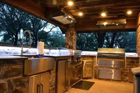 outdoor kitchen lighting. Cool Outdoor Kitchen Lighting Ideas 14 With Additional Home Decorating D