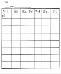 Weekly Behavior Chart Weekly Sticker Chart Printable Www Bedowntowndaytona Com