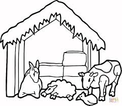 Small Picture Barnyard Animals coloring page Free Printable Coloring Pages