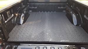 Westin Truck Bed Mat Spray In Liner Cost Weathertech Techliner ...