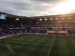 Ny Red Bulls Arena Seating Chart Red Bull Arena Section 226 Home Of New York Red Bulls