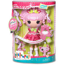 Lalaloopsy Bedroom Furniture Lalaloopsy Super Silly Party Doll Jewel Sparkles Walmartcom