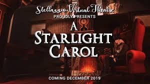 Star Light Adventure Trailer A Starlight Carol Trailer