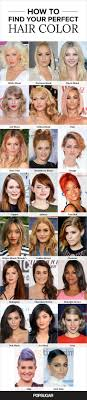 Find Your Perfect New Hair Color