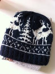 Ravelry Pialouises Funny Fornicating Deer Chart Hat