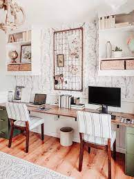 21 DIY Home Office Decor Ideas - Best ...