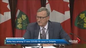 Read the latest news stories from toronto and the surrounding area. Ontario Confirms 17 New Covid 19 Cases Including Baby Boy Globalnews Ca