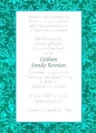 Printable Family Reunion Invitations Free Printable Family Reunion Invitations Taylormurray