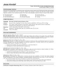 Mis Executive Resume Sample cv for mis executive Cityesporaco 1