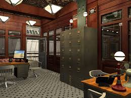 vintage office decorating ideas. Vintage Office; CGarchitect Professional 3D Architectural Visualization User Photo Details - From These Ideas We Provide To Show Office Decorating A