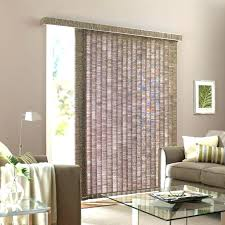 window treatment for sliding glass door types of sliding glass doors window treatments sliding door type