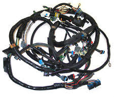 tbi harness car & truck parts ebay 1988 Chevy 1500 Tbi Wiring 12167747 oem tbi engine wire harness for 5 0l 305 & 5 7l 350 gm engines