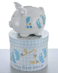 Piggy Banks For Boy Mini Baby Bank Ceramic