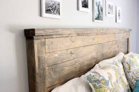 King size wood headboard Bedroom Bedroom Diy Wood Headboard King Size Upholstered And Wood Headboard With Down Light Piersonforcongress Bedroom Diy Wood Headboard King Size Upholstered And With Down