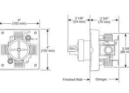 universal mixing rough in valve with high flow faucetdepotcom