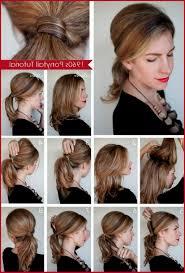 Cute Easy Hairstyles Medium Length Hair 331706 60 Cute Easy Half Up