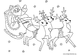 Giochi Da Colorare Di Babbo Natale Disegni Di Natale 2019