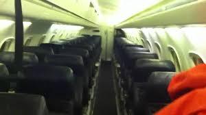 Boarding American Eagle Erj 145 In Memphis International Ai